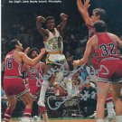 CALVIN MURPHY signed Sports Illustrated Magazine 11/16/70 IP 10/17/07