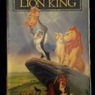 WALT DISNEY The Lion King VHS 1995 Masterpiece Collection #2977