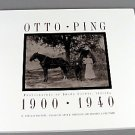 Otto Ping Photographer of Brown County Indiana 1900 -1940 Local History Softcover New