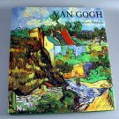 Van Gogh By Jean Francois Barrielle 1984 Pintings Life of Van Gogh Hardcover Book