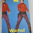 Andy Warhol 1928 -1987 Commerce Into Art by Klaus Honnef 1993 Pop ART Book Softcover