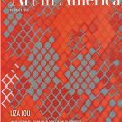 ART IN AMERICA  Magazine Back Issue November 2008 Liza Lou  James Lee Byars