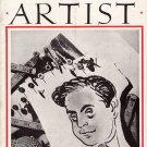 AMERICAN ARTIST Magazine February 1941 Watson-Guptil Publication Magazine Back Issue