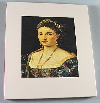 The World of Titian 1488-1576 Time LIfe Art Book Jay Williams 1975 Hardcover Slip Case
