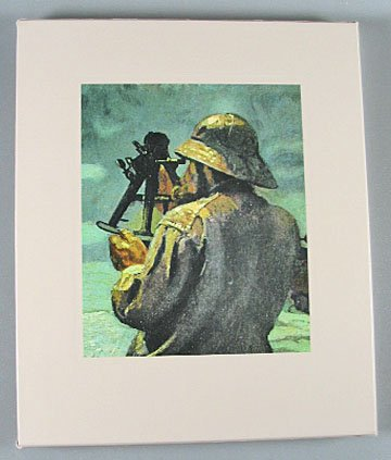 The World of Winslow Homer Time LIfe Library Art Book  James Thomas Flexner 1974 Hardcover Slip Case