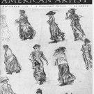 AMERICAN ARTIST Magazine November 1945 Watson-Guptil Publication Magazine Back Issue