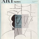 ARTnews Magazine September 1947 Art Illustrations Articles Chirico, Chagall Magazine Back Issue