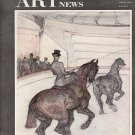 ARTnews Magazine April 1947 Art Illustrations Articles Magazine Back Issue