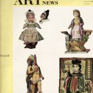ARTnews Magazine Summer 1948 Art Illustrations Articles Magazine Back Issue