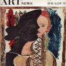 ARTnews Magazine February 1949 Art Illustrations Articles Magazine Back Issue
