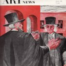 ARTnews Magazine October 1949 Art Illustrations Articles Magazine Back Issue