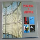 Spanish Design and Architecture By Emma Dent Coad 1990 Hardcover Chronology  Art Book