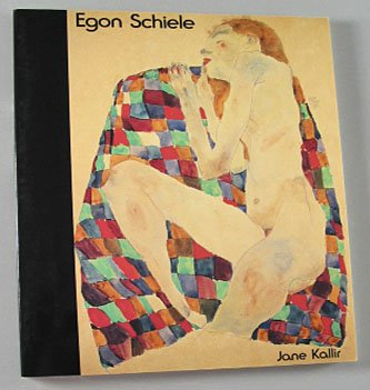 Egon Schiele by Jane Kallir 1994 Art Exhibition Catalog Modern Art  Book Austrian Artist Softcover