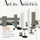 ART IN AMERICA March 2010 Tatiana Trouve Magazine Back Issue Art International Review