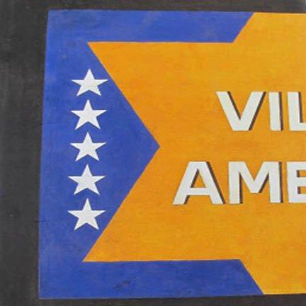 Villa America American Moderns 1900-1950 Kunin Collection Exhibition Catalog  2005 Hardcover