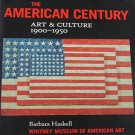 The American Century Art & Culture 1900-1950 Whitney Museum of Art Exhibition 1999 Hardcover