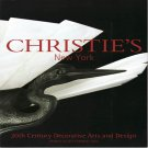 Christie's 20th Century Decorative Arts and Design Property from Private Collections Catalog 2004