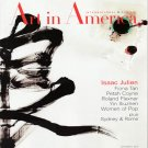 ART IN AMERICA Isaac Julien September 2010 Magazine Back Issue International Review