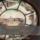 Christie's 500 Years Decorative Arts  Europe Catalog Including Oriental Carpets June 2010