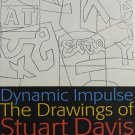 Dynamic Impulse The Drawings of Stuart Davis Exhibition Catalog 2007 Hollis Taggert Galleries