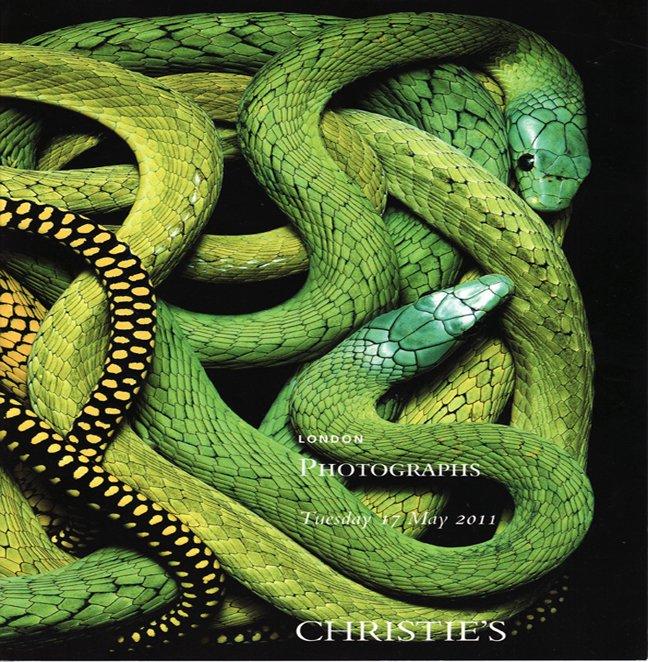 Christie's Photographs Auction Catalog Chromogenic Gelatin Silver Prints Guido Mocafico London 2011