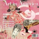 ART IN AMERICA Feminist Art  William Hogarth Rachel Harrison Magazine Back Issue April 2007