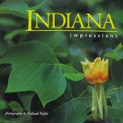 Indiana Impressions Photography by Richard Fields Local History Softcover 2005