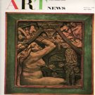 ARTnews Magazine February 1959 Gauguin Tura Copley Art Illustrations Articles Magazine Back Issue