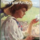 AMERICAN ART REVIEW March 2012 Alfred Hutty Agnes Martin Richard Diebenkorn Magazine Back Issue