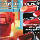 ART IN AMERICA American James Rosenquist Montien Boonma Magazine Back Issue February 2004