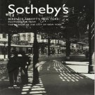 Sotheby's Berenice Abbott's New York Photographs  Museum of the City of New York Catalog 2002
