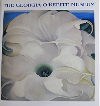 The Georgia O'Keeffee Museum Catalog American Art Softcover 1997