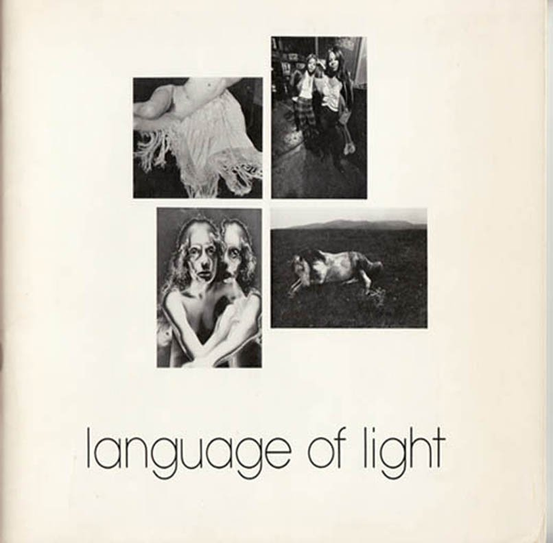 Language of Light A Survey of the Photography Collection  Exhibition Catalog 1974 Softcover