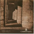 Christie's Felix Teynard Egypte et Nubie 1853-54 Illustrations Auction Catalog London May 1994