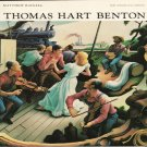 Thomas Hart Benton by Matthew Baigell American Art Paintings Softcover 1975
