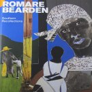 Romare Bearden Southern Recollections Mint Museum Art Exhibition Catalog Hardcover 2011