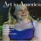 ART IN AMERICA Magazine Juan Munoz Larry Rivers Sydney Biennale Back Issue October 2002
