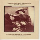 British Masters of the Albumen Print by Robert A. Sobieszek George Eastman House Softcover 1976