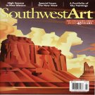 SOUTHWEST ART TheCollector's Choice for Over 40 Years  Magazine Back Issue August 2013