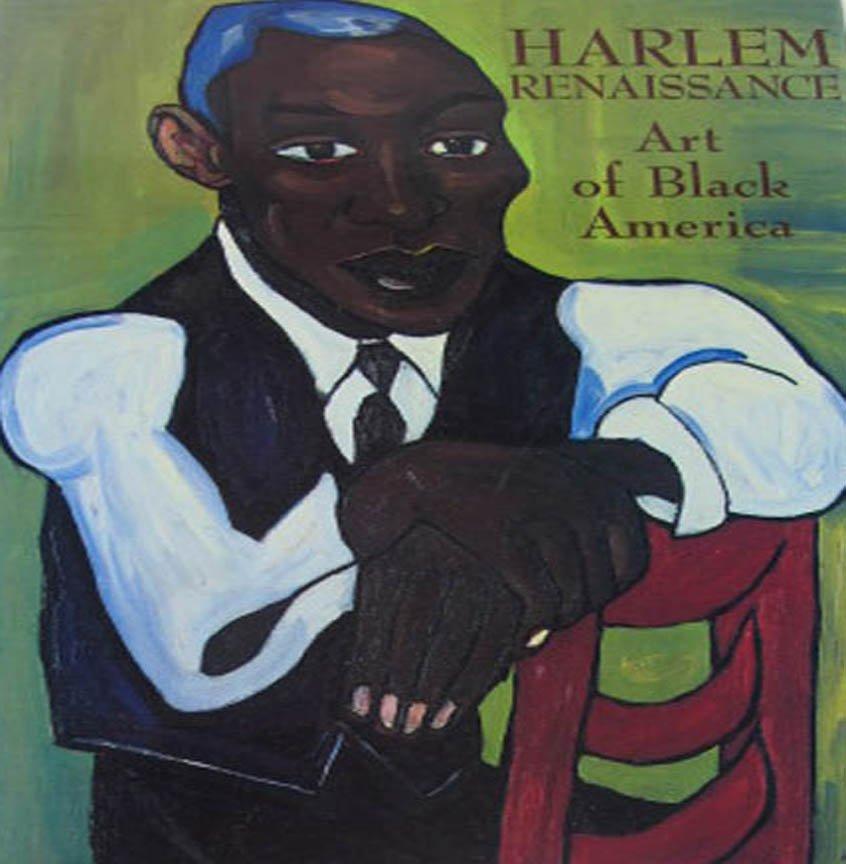 Harlem Renaissance Art of Black America David Driskell Exhibition Catalog 1987 Hardcover