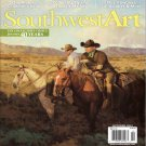 SOUTHWEST ART Magazine Annual Collector's Issue Cowboys Landscapes October 2013