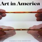 ART IN AMERICA Magazine Art and Digital Culture Bruce Nauman  Back Issue September  2013