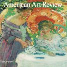 American Art Review Magazine Back Issue June 2013 Richard Emile Miller