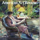 AMERICAN ART REVIEW March April 2014, Onderdonk, American Art  Magazine Back Issue