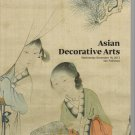 Bonhams Asian Decorative Arts Auction Catalog Number 21034 Private Collections December 18, 2013