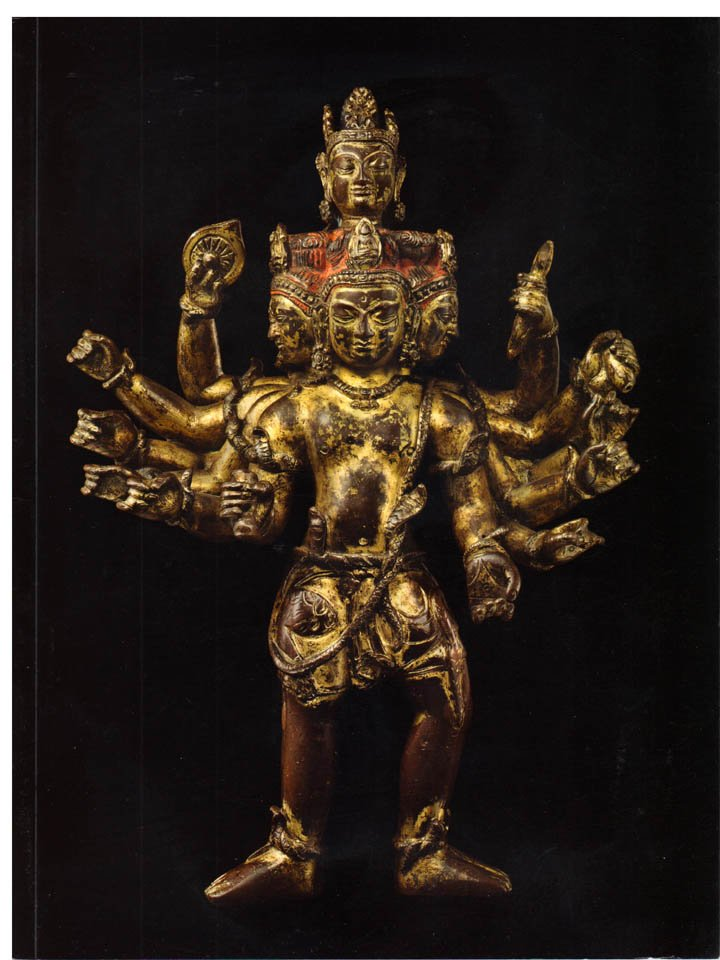 Gods and Demons of the Himalayas Catalogue Exhibition Important Collection Softcover 2012