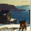 Sotheby's American Paintings, Drawings Gifford Beal Art Auction Catalog New York April 15, 2015