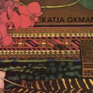 Katja Oxman Aquatints Softcover catalog Printmaking Visual Art 2000