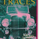 TRACES of Indiana and Midwestern History Spring 1994 Local History Magazine Back Issue IHS