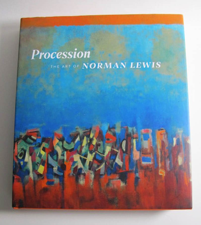Procession The Art of Norman Lewis Pennsylvania Academy of the Fine Arts Hardcover 2015